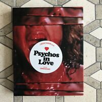 Psychos in Love Blu-Ray Limited w/ Slipcover Vinegar Syndrome OOP