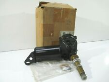 FORD WIPER MOTOR 86588107 NEW TRACTOR BACKHOE NEW HOLLAND 755 555 655A ETC