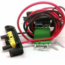 Renault Modus Clio 3 III Heater Blower Fan Resistor Repair kit Both Versions