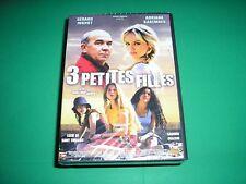 "DVD neuf sous blister,""3 PETITES FILLES"",gerard jugnot,adriana karembeu"