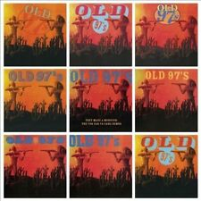 They Made A Monster: The Too Far To Care Demos by Old 97's (LP, 2012, Omnivore)
