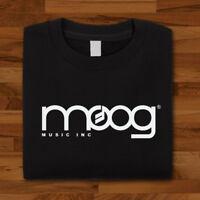 Moog Music Inc Unisex Free UK Delivery HD14 T-Shirt