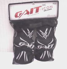 New Large Gait Debeer ICON LACROSSE Arm Elbow Guards Pads Floating Bicep