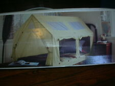 Privacy Pop Twin Bed Tent BEIGE Woolrich NWT NEW