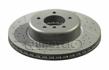 JURATEK PAIR OF FRONT BRAKE DISCS FOR BMW 3 SERIES COUPE 323I