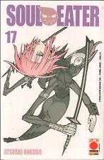 Atsushi Ohkubo - SOUL EATER n. 17 PLANET MANGA Panini