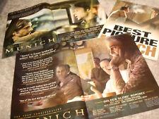 Munich 3 Oscar ad Steven Spielberg, Eric Bana, Best Picture, Best Director
