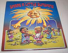 1978 Clark & Jan Gassman Share a Little Sunshine With Kids of All Ages Vinyl LP