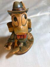 "Anri Disney Ltd Ed 267/500 Donald Duck 6"" Mint w Certificate of Authenticity Box"