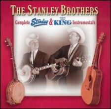 Complete King & Starday Collection - Stanley Brothers (2003, CD NIEUW)