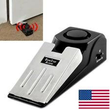 Door Stop Alarm Home Travel Wireless Security System Portable Alert Burglar