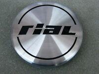 Original RIAL Nabenkappen N16 für Alufelgen Nabendeckel N 16 5036 56/60 mm
