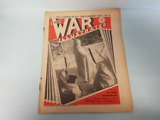 The War Illustrated No. 27 Vol 2 1940 Aabo Sweden BEF Navy Trawlers