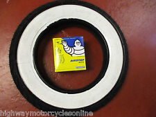 VESPA PX 125 150 200 MITAS WHITE WALL ALL WEATHER TYRE AND TUBE 350 X 10 MC 20