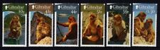 Gibraltar Animal Kingdom Postal Stamps