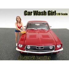 American Diorama 1:18 Scale (10 cm) Figure - Car Wash Girl - Jennifer # AD-23845