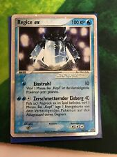 Pokemon 98/106 - Regice EX - Holo Rare - Ex Smaragds Nm To mint