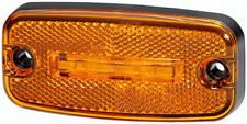 Seitenmarkierungsleuchte Hella 24V LED 2PS 963 639-011 Positionslicht Begrenzung