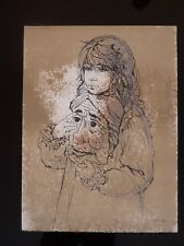 LithographieOriginale Bernard LOCCA Signée et Numérotée 27/150