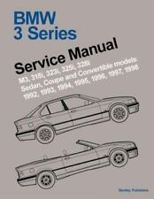 BMW 3 Series Service Manual, 1992-1998 Vol. 3 by Bentley Publishers Staff (1999,