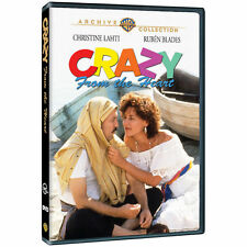 Crazy From the Heart - DVD - Christine Lahti Ruben Blades (MOD)