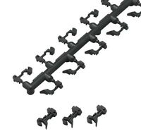 KATO N Scale 11-702 Knuckle Couplers Type N Black 20pcs.