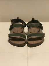 Carters Toddler Alburn Khaki Sandal Size 7 New With Box