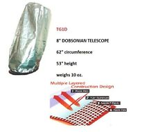 "TeleGizmos Telescope Cover for 6' - 8"" Dobsonian Reflector Telescope"