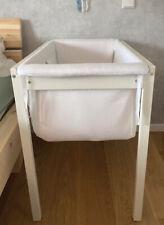 Stokke Home Cradle  Wiege Neugeborenen Babybett  weiß