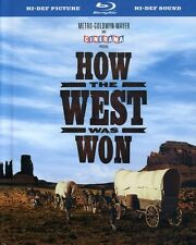 How the West Was Won  [Digi Book Pa (2013, Blu-ray NIEUW) BLU-RAY/WS/Special ED.