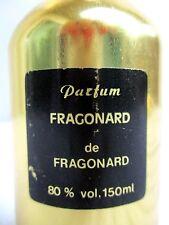 RARE..FRAGONARD DE FRAGONARD..PARFUM 5 OZ (150 ML)..NEW..SEALED