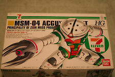 GUNDAM MSM-04 ACGUY VE   SEVEN ELEVEN LTD EDITION 1/144 scale PLASTIC MODEL KIT