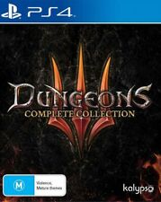 Dungeons 3 Complete Edition PS4 Game NEW