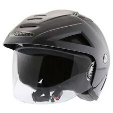 NITRO X512-V motocicleta cara abierta de titanio llano moto casco Crash Tapa
