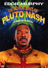Adventures Of Pluto Nash - 2002 Sci / Fi Film Dvd - Eddie Murphy & Randy Quaid