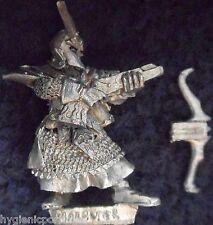 1994 Dark Elf Crossbow Man 2 Citadel Marauder Elven Warhammer Army Crossbowmen
