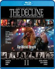 Decline Of Western Civilization Part Ii: Metal (2016, Blu-ray NUEVO) (REGION A)