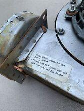 FASCO TYPE U21B Draft Inducer Blower Motor ENERGY KINETICS EK 1. System 2000