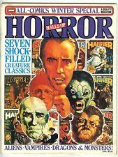 House of Hammer #24 (1982) adapts: Quatermass Experiment, 7 Golden Vampires
