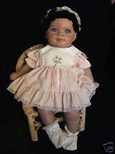 "Kelley Collection Original Porcelain Doll ""HONEY BUN"""