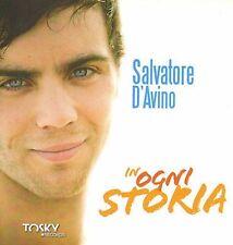 SALVATORE D'AVINO - In Ogni Storia EP - Tosky