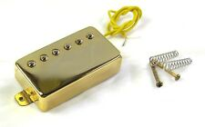 HUMBUCKER Neck Side GOLD Classic Tone Vintage Vibe BLOWOUT FREE US SHIP