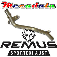 Suzuki GSR 600 tube élimination cat no kat catalyseur _ REMUS