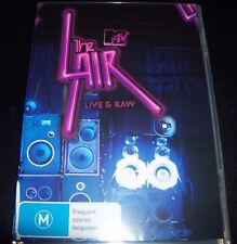 The Lair Live & Raw MTV Ft Bliss N Eso Pegz Funkoars Wolf & Cub Spit Syndicate &