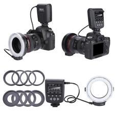Meike FC-100 Macro Ring Flash/Light for Canon EOS 650D 600D 60D 7D 550D 700D CMT
