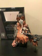 Star Wars Gentle Giant Mini Bust - Chewbacca - Mynock Hunt - Esb