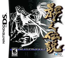 Legend of Kage 2 NDS New Nintendo DS