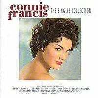 Connie Francis - The Singles Collection [CD]