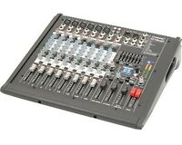 CITRONIC M12DSP Professional 12 Ch Powered Live Mixer with DSP Effects and USB