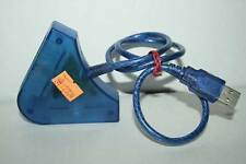 ADATTATORE HUB JOYPAD PS1 PS2 CON PC ATTACCO USB USATO BUONO STATO GD1 42724